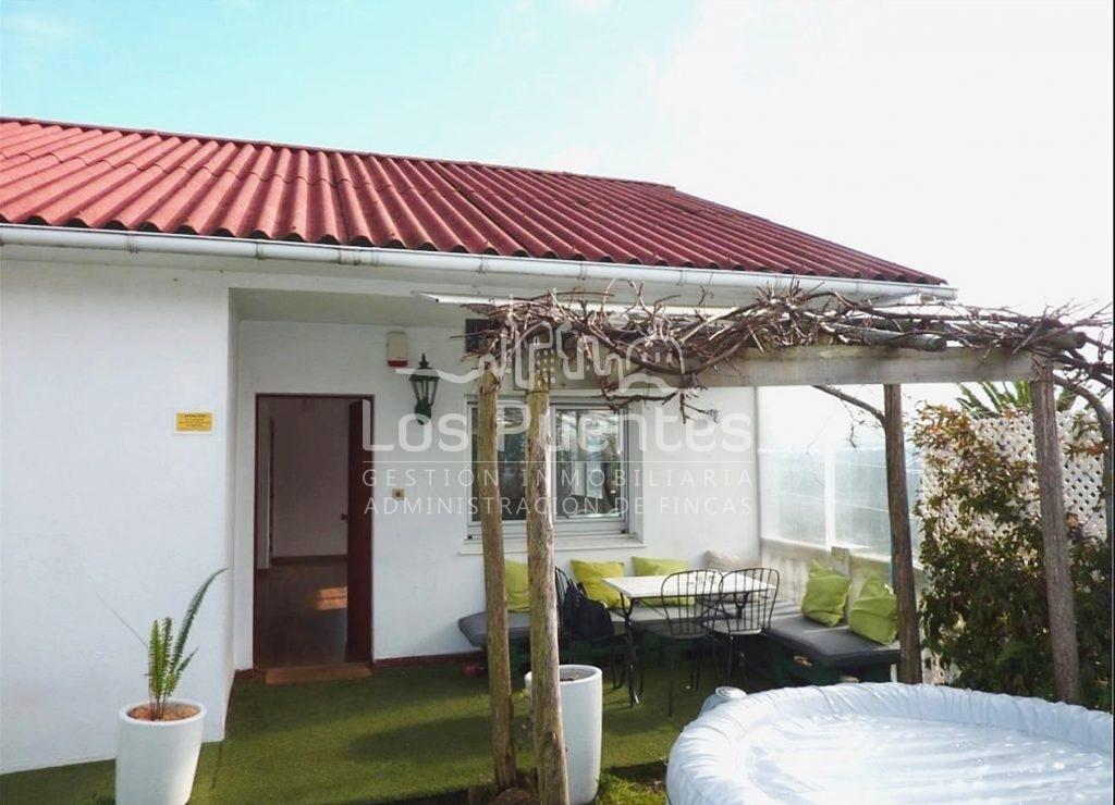 Casa adosada Zapateira