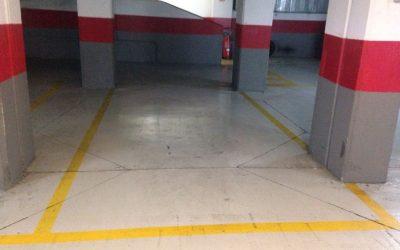 Plaza garaje en Paseo Puentes