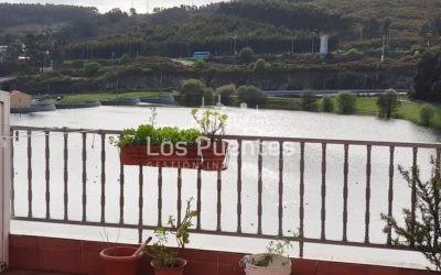 Piso-dúplex con terraza y preciosas vistas en Meicende.