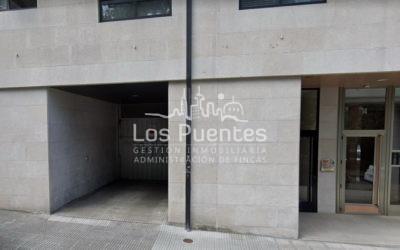 Garaje venta Juan Neira. Zona Monelos