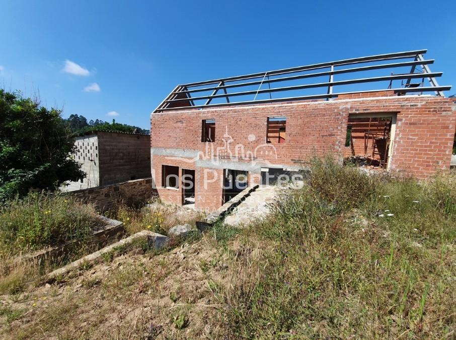 Casa en Cambre. Paseo fluvial de Cecebre