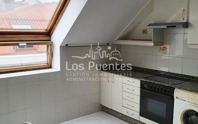 Piso – apartamento en alquiler en Zona Plaza das Atochas