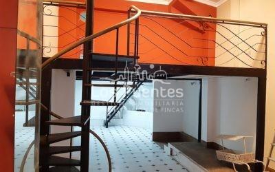 Local alquiler Ronda de Nelle-Avenida Finisterre