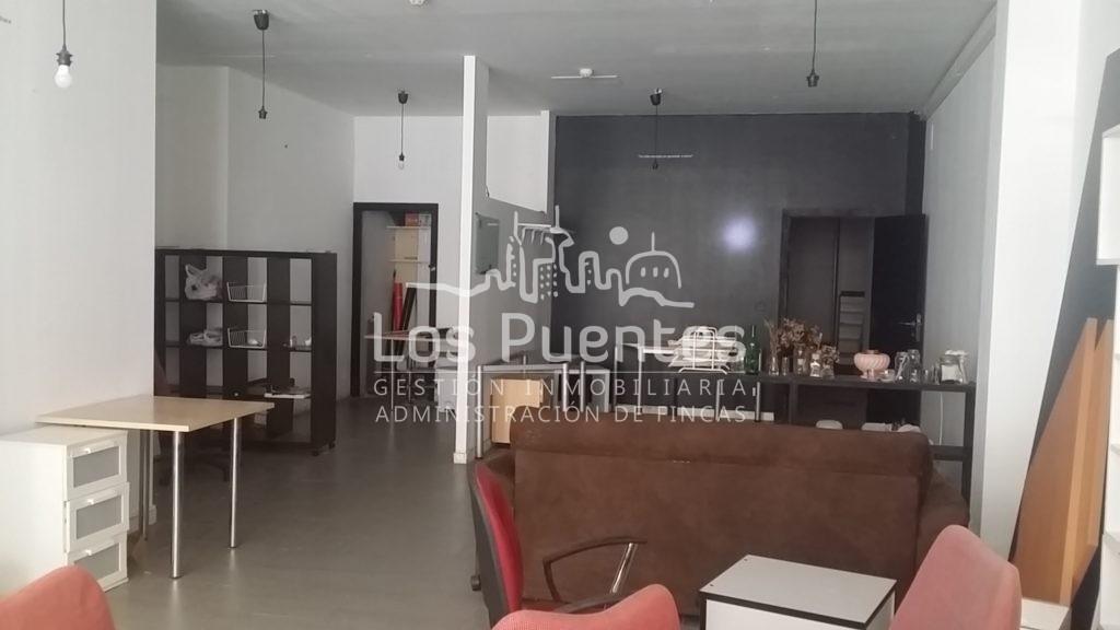 Local alquiler comercial Monte Alto –  Calle Ángel Rebollo