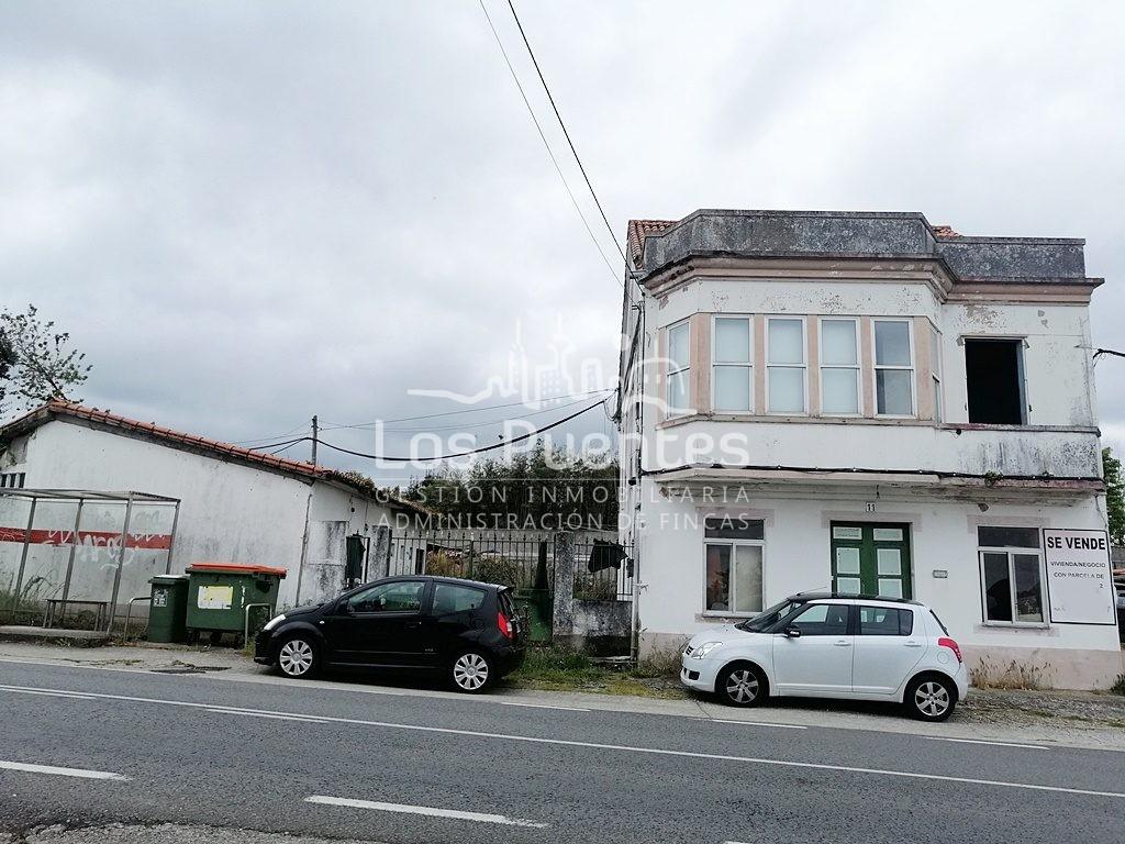 Casa con reforma integral en Cambre